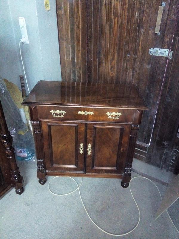 Комплект мебели,  после реставрации (Германия конец 19 нач. 20 в.) 2