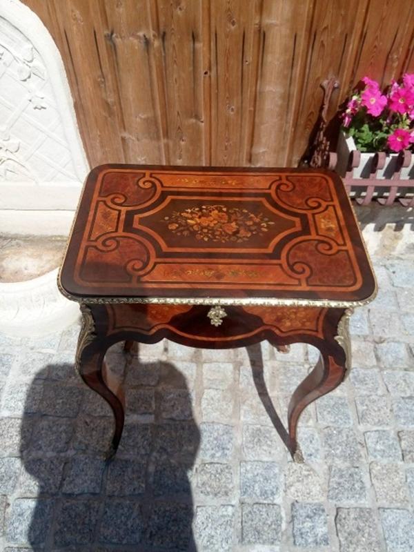 Реставрация,  старой,  антикварной мебели. 5