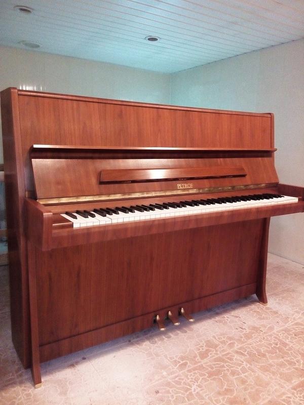 Фортепиано реставрация. 2