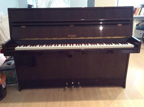 Фортепиано реставрация. 3