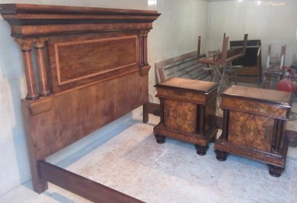 Фортепиано реставрация. 6