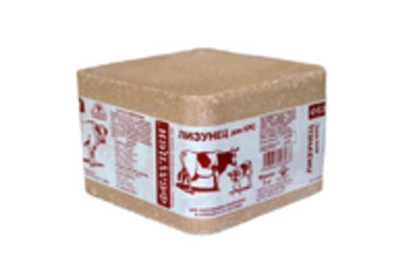 Фелуцен солевой лизунец универсальный с минералами для КРС,  коз и овец,  3кг. 2