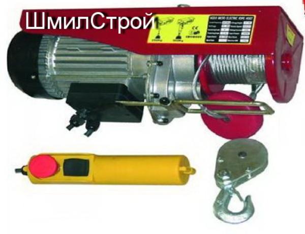 Таль электрическая модели РА (220 В)