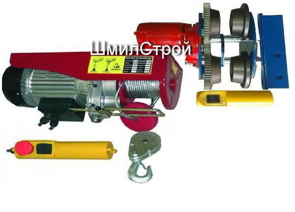 Таль электрическая модели РА (220 В) 2