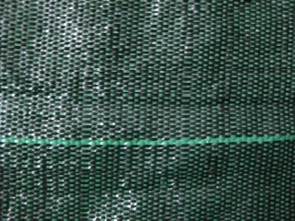 Сетка ткань для ограждения ПП200 (зеленая) 3*50м 2