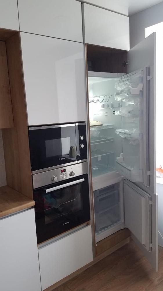 Заменим старую кухню на новую 3