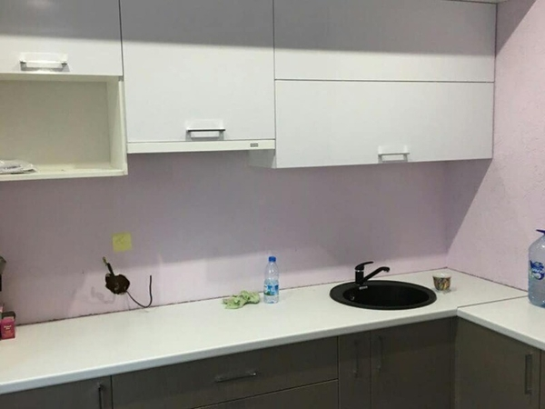 Кухни с дизайном перед замером