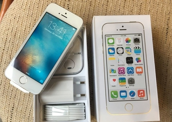 Новый Apple iPhone 5S 6 в Минске