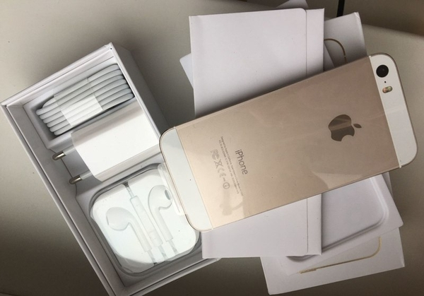 Новый Apple iPhone 5S 6 в Минске 4