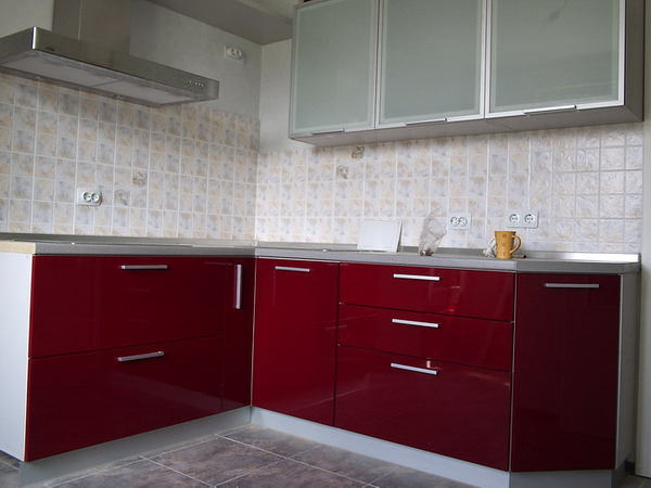 Изготовление кухонного гарнитура 4