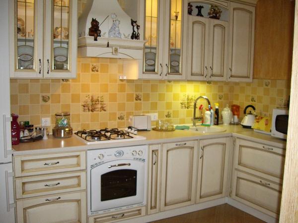 Изготовление кухонного гарнитура 7