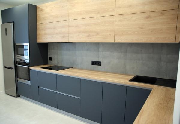 Кухонная мебель любой сложности 2