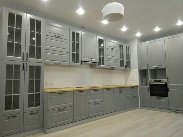 Кухонная мебель любой сложности 4