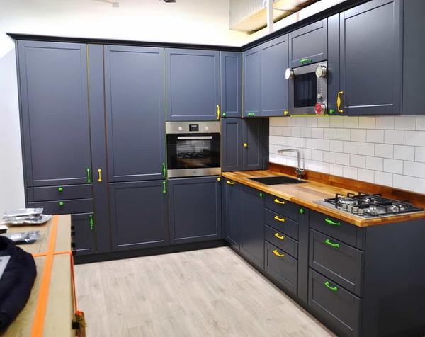 Кухонная мебель любой сложности 7