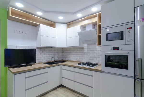 Кухонная мебель любой сложности 8