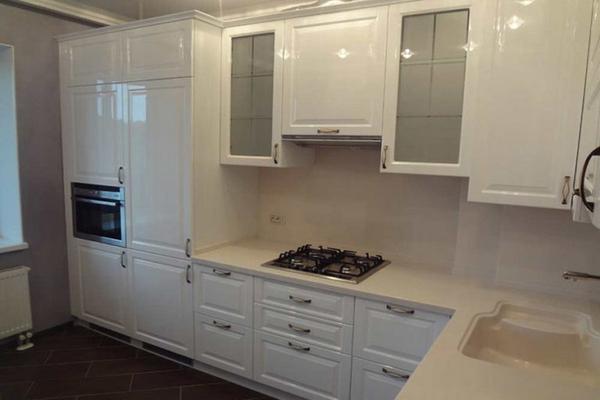 Кухонная мебель любой сложности 11