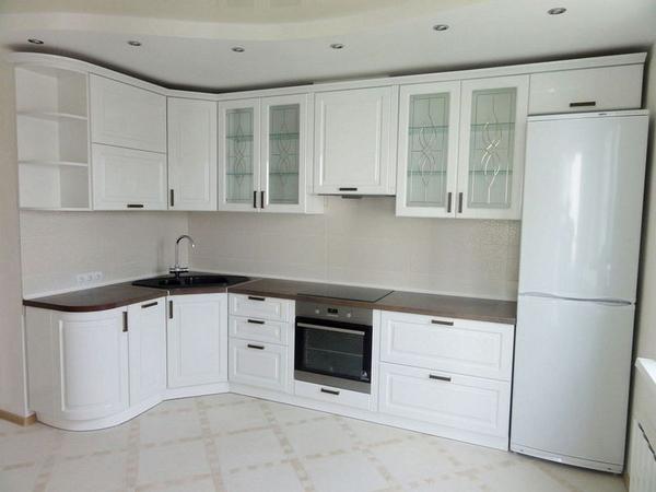 Кухонная мебель любой сложности 12