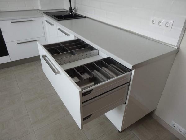 Кухонная мебель любой сложности 17