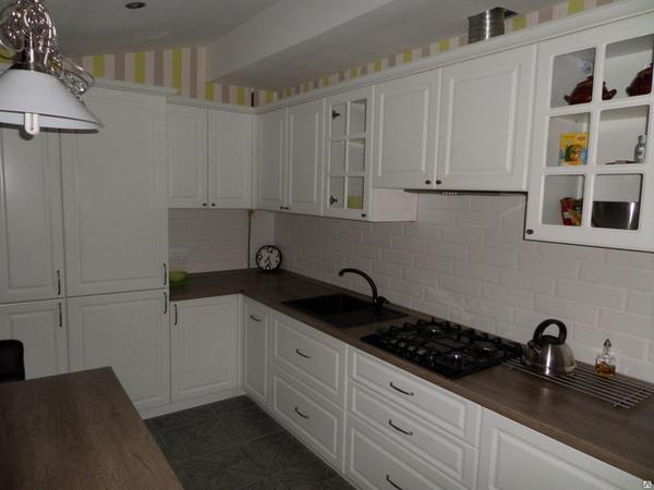 Кухонная мебель любой сложности 19