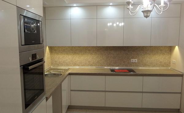 Кухни в Дзержинске и Минском районе на заказ 7