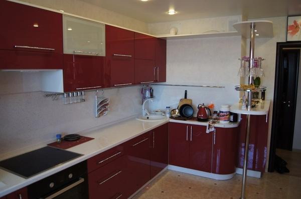 Кухни в Дзержинске и Минском районе на заказ 8