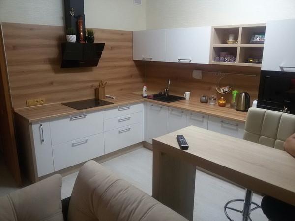 Кухни на заказ в Дзержинске по индивидуальным размерам 4