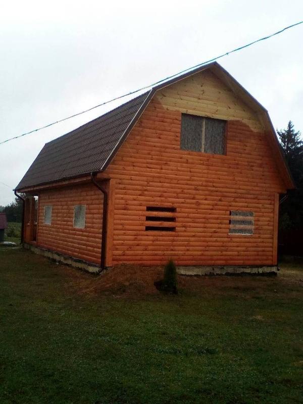Строим Дома и бани за 10 дней . Ровные руки 100% Дзержинск 5