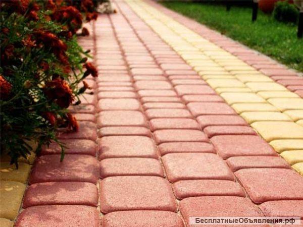 Тротуарная Плитка. Укладка недорого