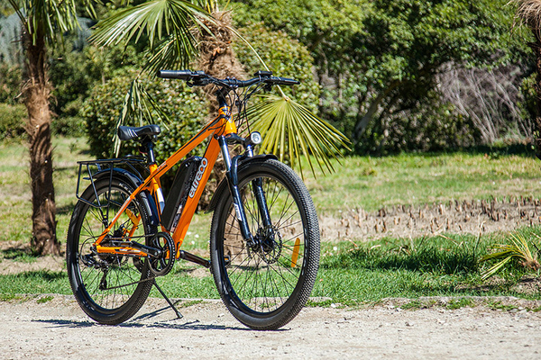 Велогибрид Eltreco XT 750 2