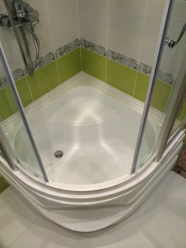 Ремонт ванной комнаты под ключ качество 100% 7