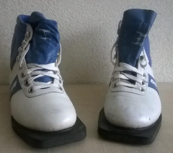 Ботинки лыжные Botas (б/у,   размер 24, 0)