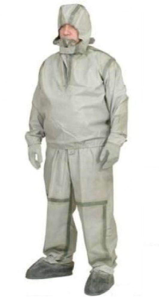 Костюм лёгкий защитный Л-1