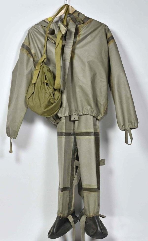 Костюм лёгкий защитный Л-1 3