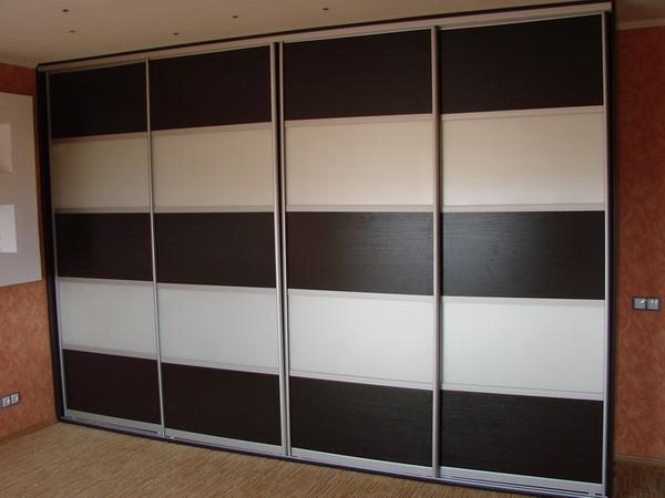 Шкаф-купе любых размеров и комплектации 4
