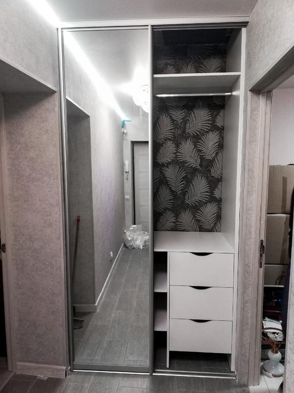Изготовим под заказ шкаф-купе SENATOR 13