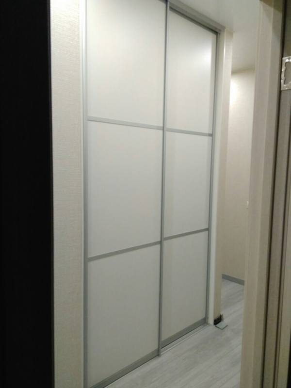 Мебель под заказ: распашные шкафы и шкафы-купе 2