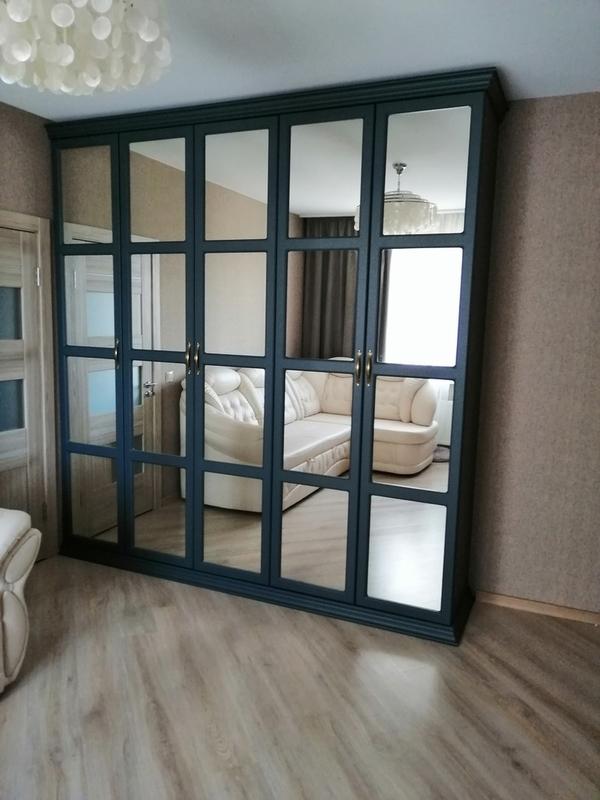 Мебель под заказ: распашные шкафы и шкафы-купе 4