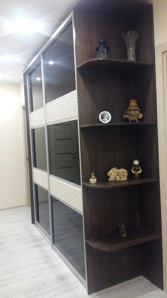 Мебель под заказ: распашные шкафы и шкафы-купе 5