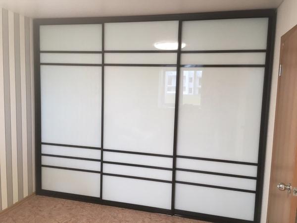 Мебель под заказ: распашные шкафы и шкафы-купе 8