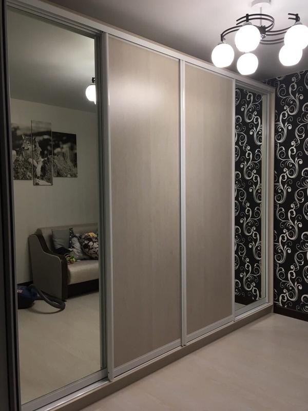 Мебель под заказ: распашные шкафы и шкафы-купе 12