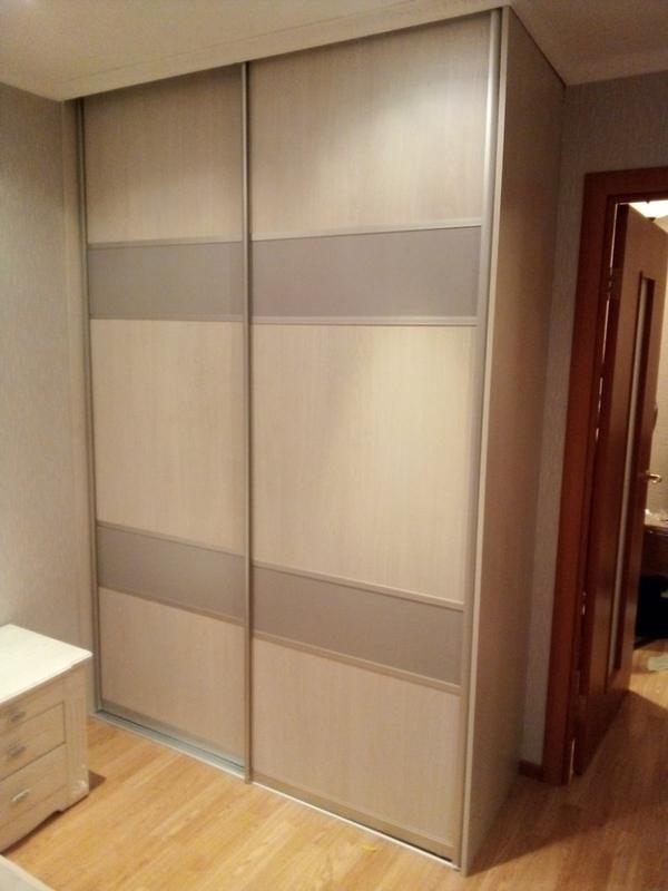 Мебель под заказ: распашные шкафы и шкафы-купе 14