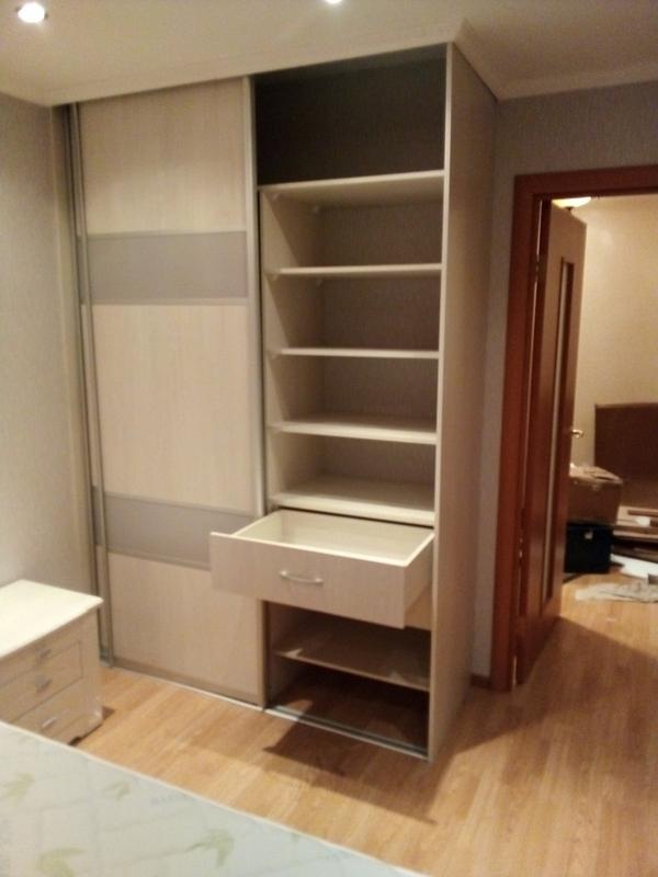 Мебель под заказ: распашные шкафы и шкафы-купе 15