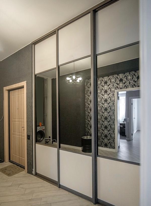 Мебель под заказ: распашные шкафы и шкафы-купе 17