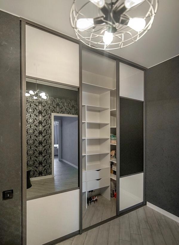 Мебель под заказ: распашные шкафы и шкафы-купе 18