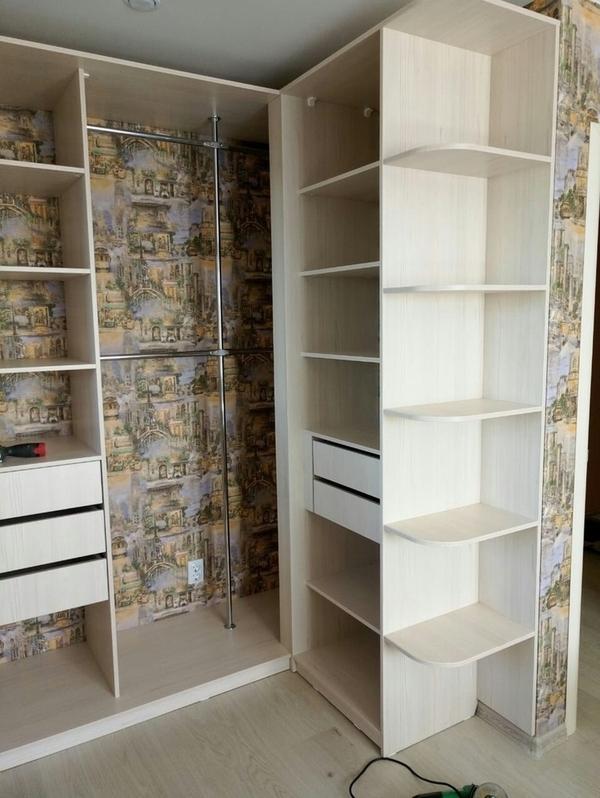 Мебель под заказ: распашные шкафы и шкафы-купе 20