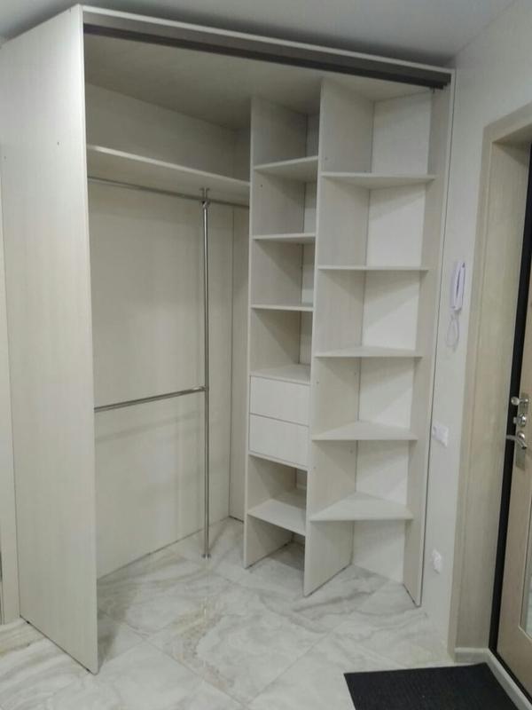 Мебель под заказ: распашные шкафы и шкафы-купе 25