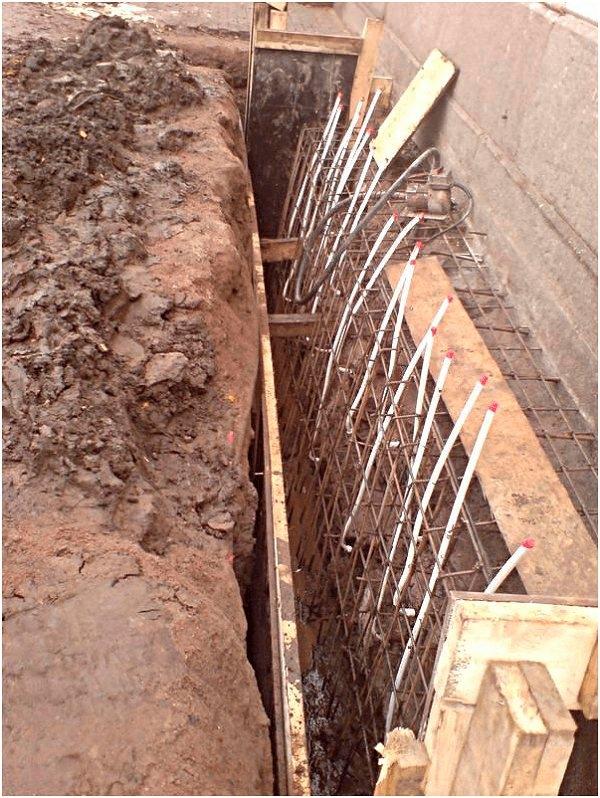 Полное восстановление,  укрепление старых фундаментов 4
