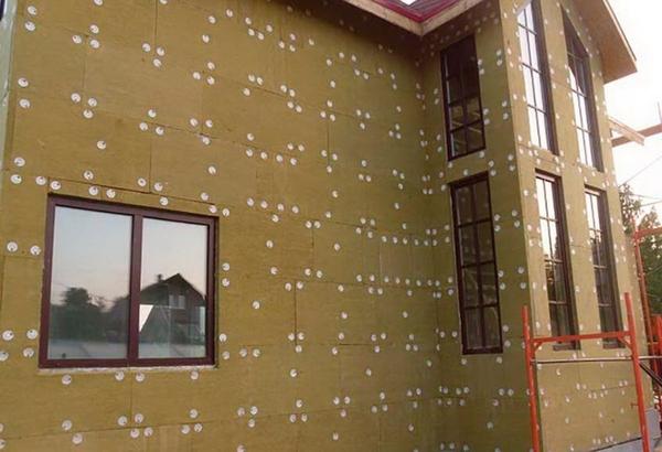 Утепление фасадов от 15 руб.кв.м 2