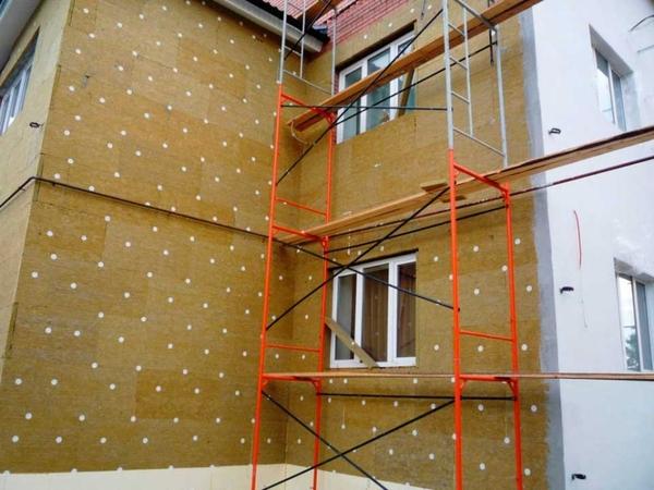 Утепление фасадов от 15 руб.кв.м 3