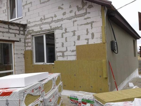 Утепление фасадов от 15 руб.кв.м 4